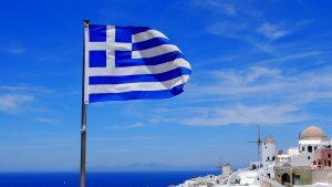 Гръцкото знаме