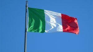 Италианското знаме